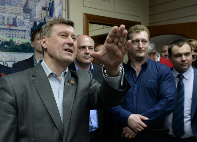 مرشح شيوعي يفوز بانتخابات عمدة مدينة نوفوسيبيرسك الروسية