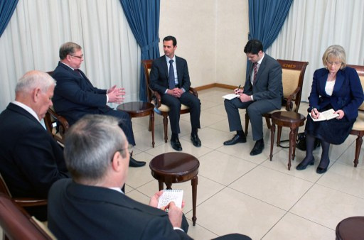 ستيباشين نقلا عن الأسد: أنا لست يانوكوفيتش