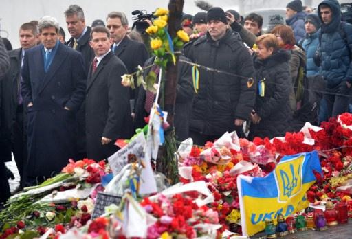 أحداث الميدان في كييف من اخراج واشنطن