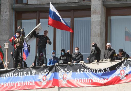 نائب روسي يعلن امكانية التسوية في دونيتسك دون استبعاد تدخل موسكو عسكريا