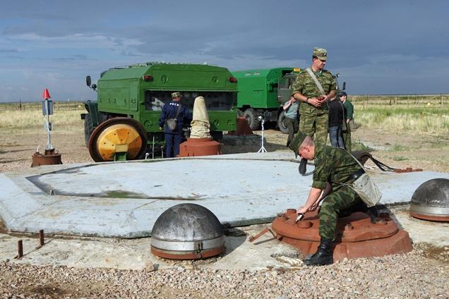 موسكو تذكر كييف بضرورة الامتناع عن بيع تكنولوجيا الصواريخ الباليستية العابرة للقارات لدول ثالثة
