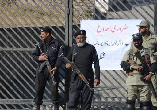 مقتل 30 مسلحا في عملية أمنية جنوب غرب باكستان