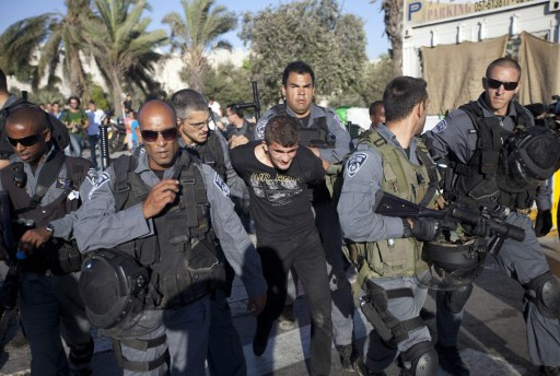 اسرائيل تعتقل محامين فلسطينيين بتهمة تلقي توجيهات من حماس