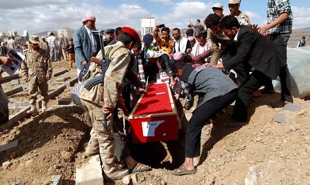 مقتل 4 رجال أمن بهجوم مسلحين في حضرموت جنوب اليمن