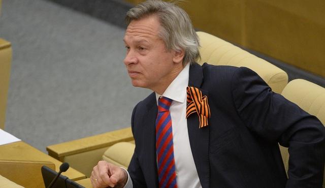 بوشكوف: بعض نواب الجمعية البرلمانية لمجلس أوروبا يفهمون موقف موسكو بشأن أوكرانيا