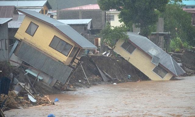 مقتل وفقدان العشرات بفيضانات في جزر سليمان قرب أستراليا