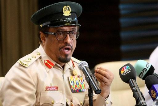 ضاحي خلفان: إذا انهار النظام في مصر تنهار أنظمة الخليج.. والإخوان جماعة ماسونية