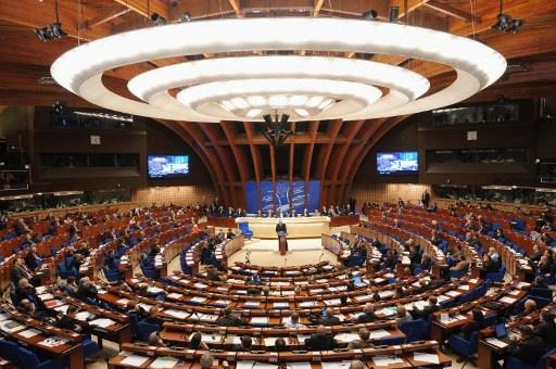روسيا تعارض نص الجمعية البرلمانية لمجلس أوروبا اوكرانيا