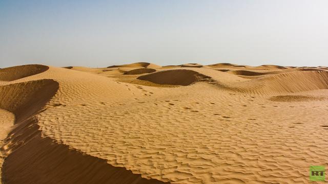 الصحراء تمتص ثاني أكسيد الكربون