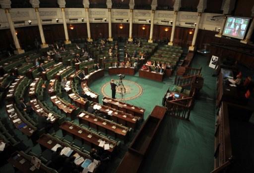 التأسيسي التونسي ينهي مناقشة القانون الانتخابي ويمرره للتصديق