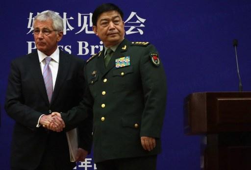 الصين تعرب عن استيائها من تصريحات هاغل