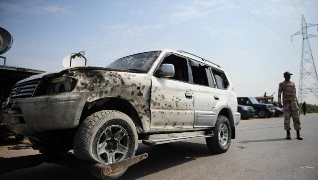 مراسلنا: مقتل 23 شخصا على الأقل وإصابة أكثر من 40 بانفجار في ضواحي إسلام آباد