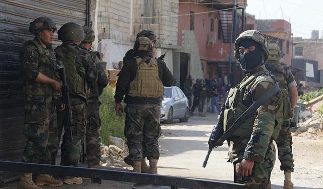 مقتل جنديين لبنانيين بهجوم شمال لبنان