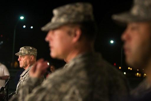 جندي أمريكي يقتل زميله في قاعدة عسكرية أمريكية