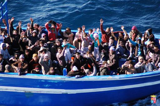 إيطاليا تنقذ 4 آلاف مهاجر قدموا من ليبيا خلال 24 ساعة