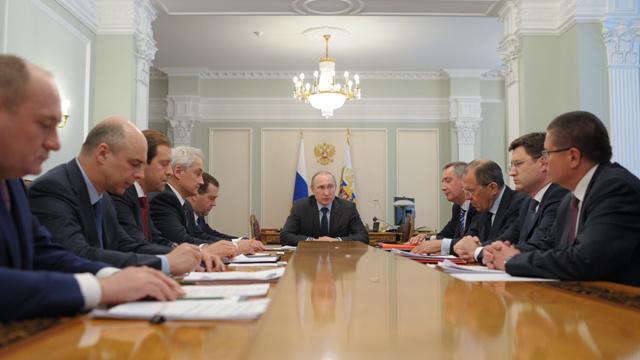 بوتين: الوضع في مجال الطاقة بين موسكو وكييف معقد ومحرج