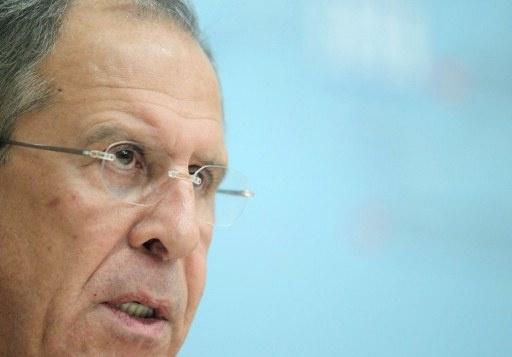 لافروف: لم نستلم توضيحات واشنطن حول وجود عملاء وكالة أمن أمريكية خاصة في أوكرانيا