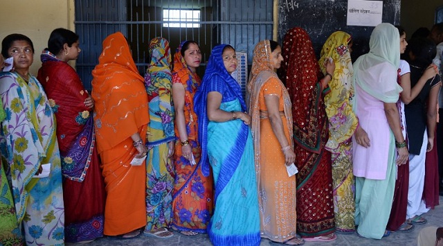 بدء المرحلة الأساسية للانتخايات العامة في الهند