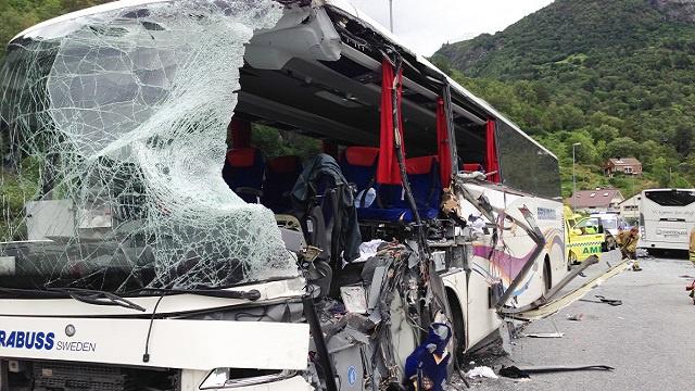 الصين.. مقتل 8 تلاميذ في حادث حافلة جنوب البلاد