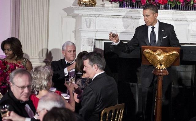 أوباما: الكونغرس سيصبح الأقل إنتاجية في التاريخ المعاصر