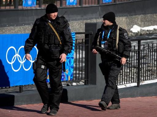 الأمن الروسي يكشف عن محاولات لهجمات إرهابية ضد المنشآت الأولمبية في سوتشي