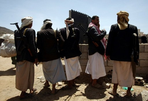 مقتل 5 أشخاص في اشتباكات بين الجيش اليمني والحوثيين