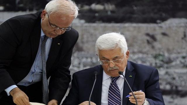 رام الله تؤكد اعتماد دولة فلسطين طرفا وعضوا في الاتفاقيات والمعاهدات الدولية