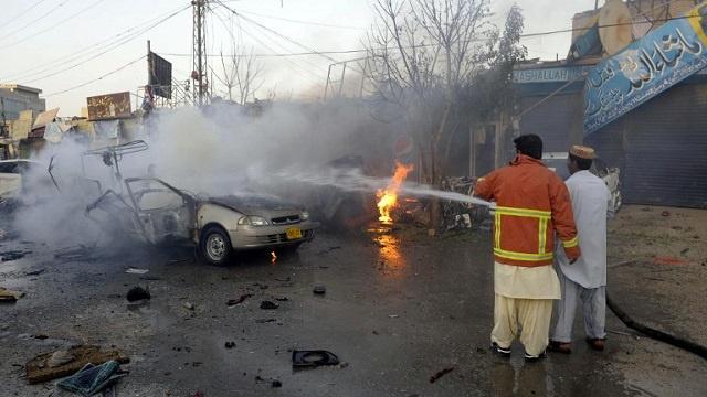 مقتل 13 شخصا في هجومين منفصلين شمال غرب باكستان