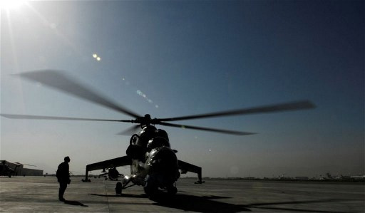دفعة جديدة من المروحيات الروسية تصل العراق قريبا