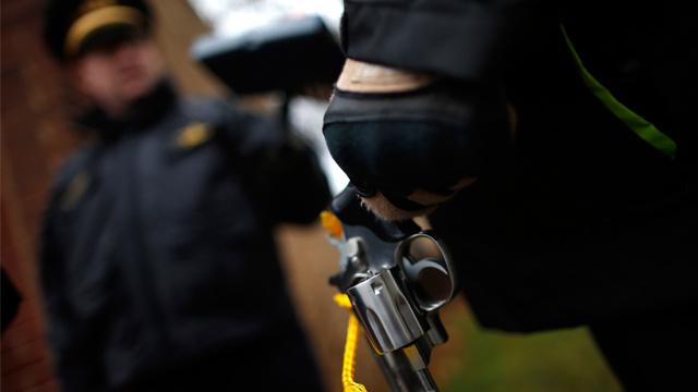 شرطة لوس أنجلوس تقتل رجلا بالخطأ