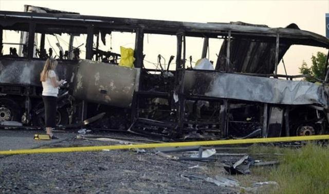 مقتل 9 أشخاص في حادث سير بولاية كاليفورنيا الأمريكية