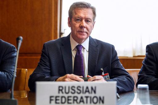 الخارجية الروسية تدعو أوكرانيا الى الكف فورا عن انتهاك حقوق الإنسان