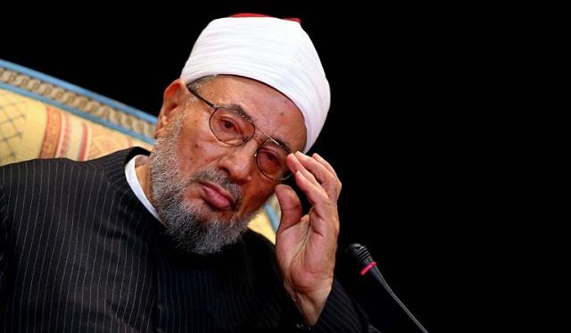 تونس تنفي قدوم القرضاوي وإستقراره على أراضيها
