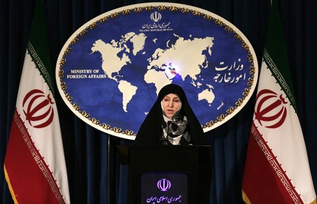 الخارجية الإيرانية: قلق واشنطن من تعاوننا مع موسكو غير منطقي