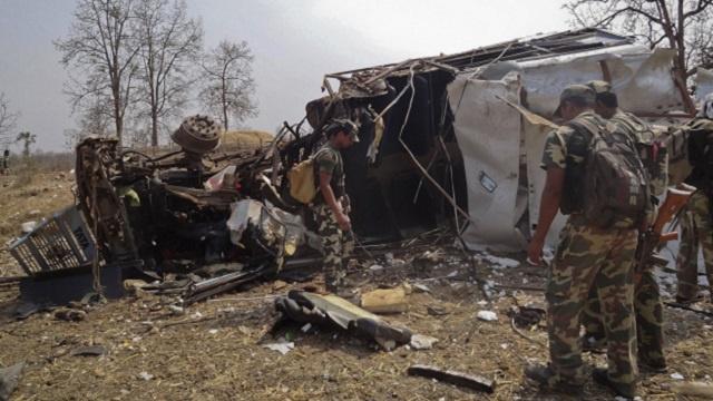 مقتل 12 شخصا في هجومين منفصلين للماويين في الهند