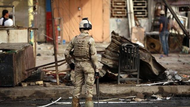 قوات الأمن العراقية تلقي القبض على 18 من داعش