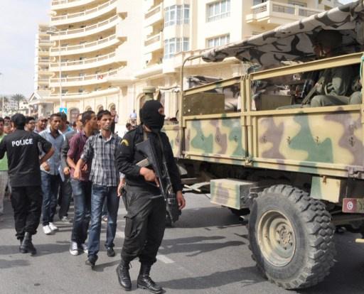 مراسلتنا: القضاء التونسي يحكم بالسجن على إرهابيين منتسبين إلى