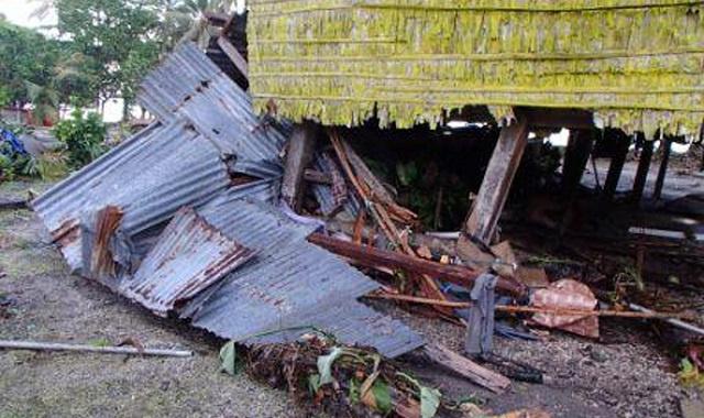 زلزال بقوته 7,6 درجات يضرب سواحل جزر سليمان في المحيط الهادئ