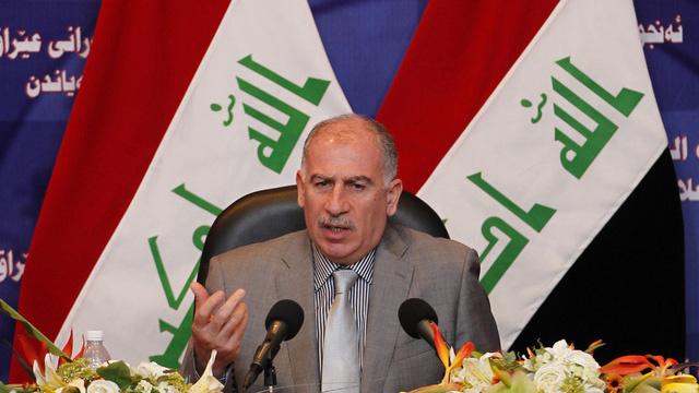 نجاة رئيس البرلمان العراقي من محاولة اغتيال