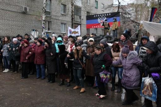 مرشح لرئاسة اوكرانيا: اقاليم جنوب شرق البلاد تسعى لتوحيد جهودها للحصول على الفيدرالية