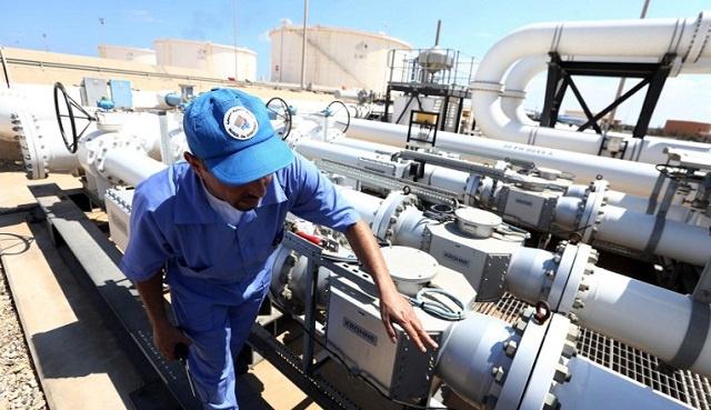 ليبيا.. ميناء الزاوية النفطي يستأنف نشاطه
