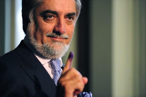تقدم زعيم المعارضة عبد الله عبد الله في انتخابات الرئاسة الافغانية