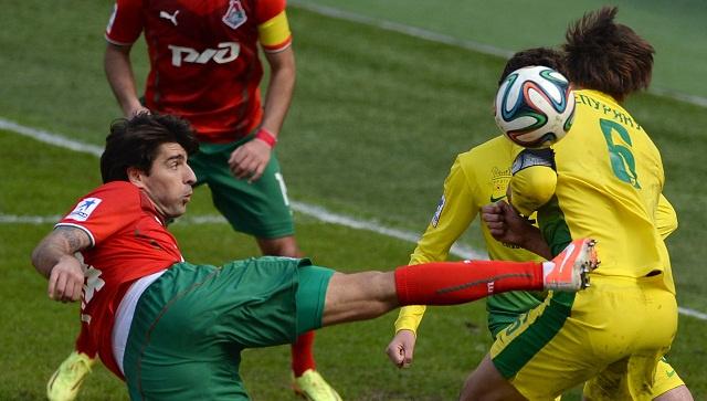 لوكوموتيف موسكو يسقط في فخ التعادل أمام أنجي ويفقد صدارة الدوري