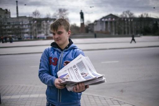 صحف روسية تفتتح مكاتب لها في القرم