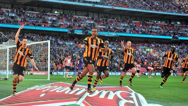 هال سيتي يواجه المدفعجية في نهائي كأس الاتحاد الإنكليزي