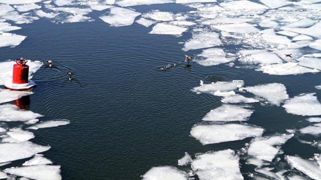روسيا...تلميذ مدرسة ينقذ خمسة اشخاص من الغرق