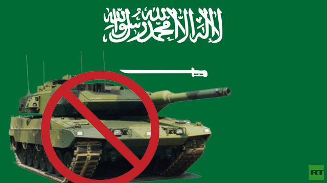 فشل صفقة بيع دبابات ألمانية حديثة للسعودية