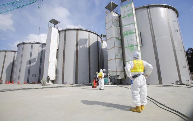 اليابان: مضخات تتسبب في تسرب للمياه المشعة من محطة فوكوشيما