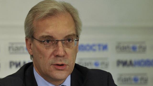 غروشكو: يمكننا اتخاذ إجراءات لضمان أمننا إذا نشر الناتو قوات قرب حدودنا
