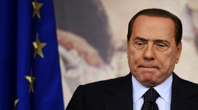 محكمة التمييز الايطالية تثبت حكم السجن بحق برلسكوني